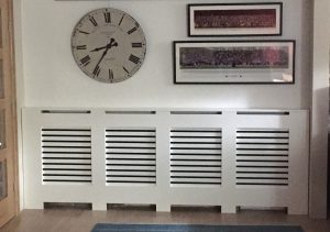 made to measure radiator cover