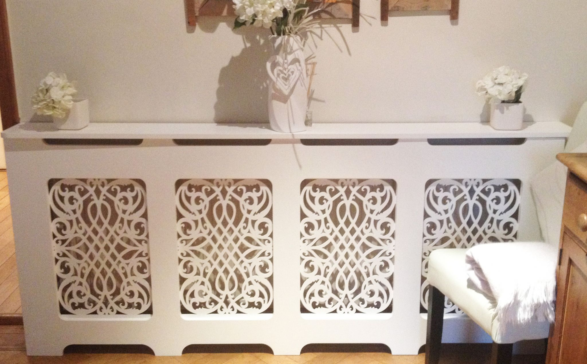 Classic Style Radiator Cover